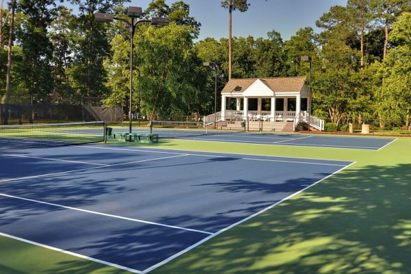 Governors Land Tennis